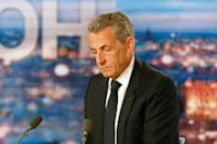 Former French president Nicolas Sarkozy has claimed bias in the justice system after his conviction for influence peddling
