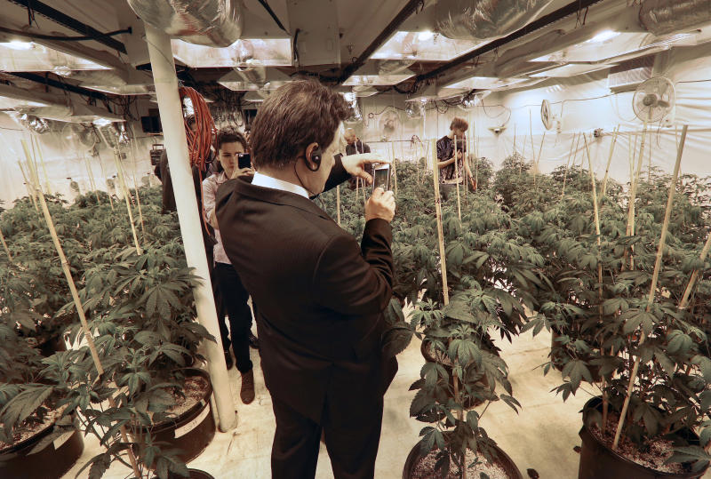 Colo. pot industry on display at drug-policy talks