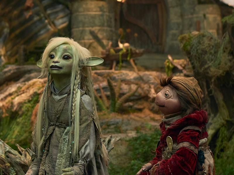 'The Dark Crystal: Age of Resistance' (Netflix)