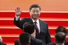 """<span class=""""caption"""">Chinese President Xi Jinping initiated an anti-corruption campaign that has unexpectedly reduced demand for certain endangered species such as rosewood.</span> <span class=""""attribution""""><a class=""""link rapid-noclick-resp"""" href=""""http://www.apimages.com/metadata/Index/China-Macao/12a9125d7bc54bb89a117ef631b5d463/5/0"""" rel=""""nofollow noopener"""" target=""""_blank"""" data-ylk=""""slk:AP"""">AP</a></span>"""