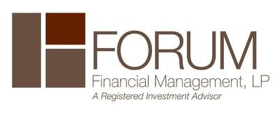 Forum Financial Management, LP Logo (PRNewsfoto/Forum Financial Management)