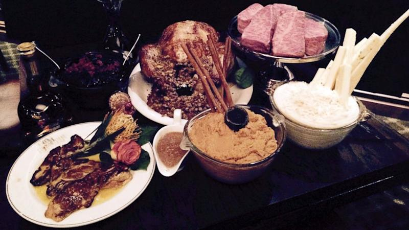 New York City Steakhouse Offers $45K Thanksgiving Engagement