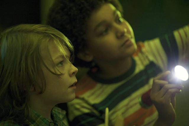 Oakes Fegley and Jaden Michael in <em>Wonderstruck.</em> (Photo: Roadside Attractions/Amazon/Courtesy of Everett Collection)