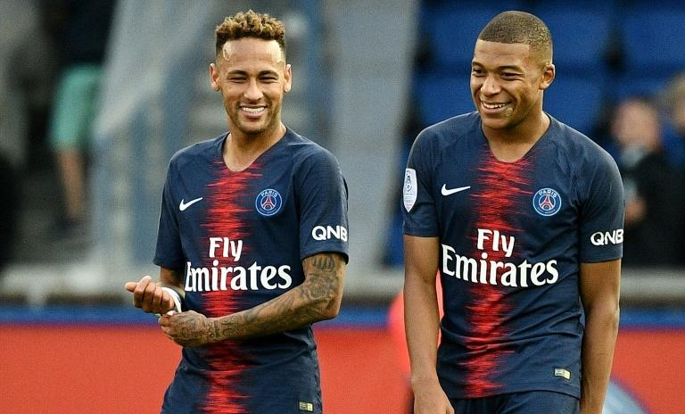 Neymar and Kylian Mbappe cost Paris Saint Germain more than a combined 400 million euros in the quest for Champions League glory