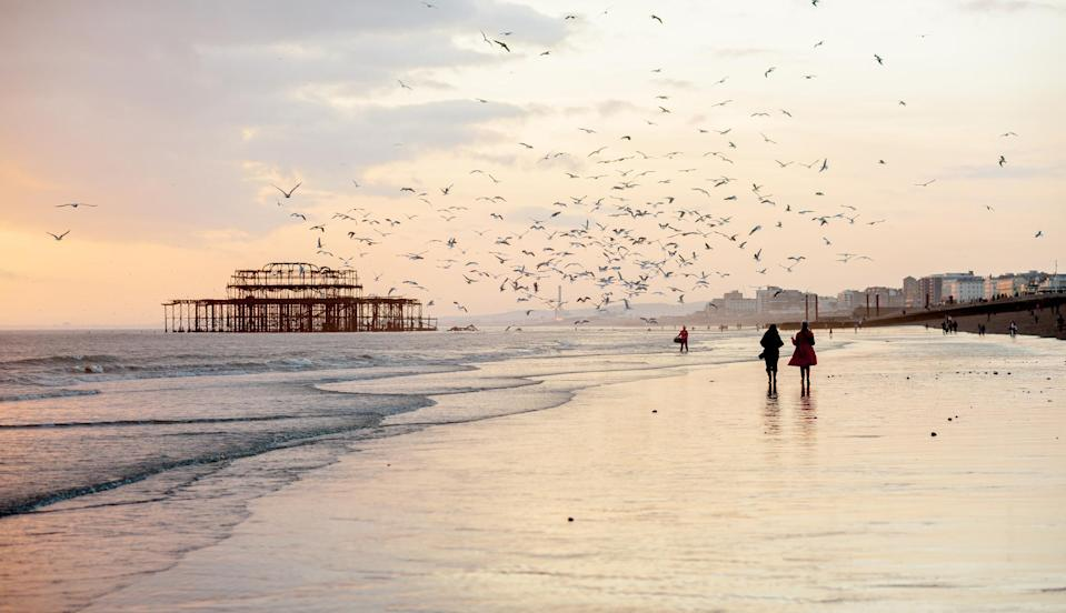 "<p>Londoners needn't worry about travelling far to escape the rat race, as Brighton is just a train ride away from the capital. Grab brunch at local hotspot <a href=""https://www.redroaster.co.uk/"" rel=""nofollow noopener"" target=""_blank"" data-ylk=""slk:Redroaster"" class=""link rapid-noclick-resp"">Redroaster</a> before trying your luck at the penny slots in Brighton Palace Pier. A leisurely wander around The Lanes is a must for newbies while the Royal Pavilion always proves a great photo opportunity. Finish the weekend with hot and salty chips on the beach. <em>[Photo: Getty]</em> </p>"