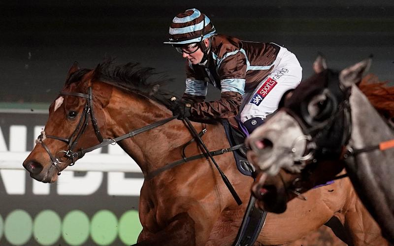 Hollie Doyle rides Class Clown to victory - Getty Images Europe