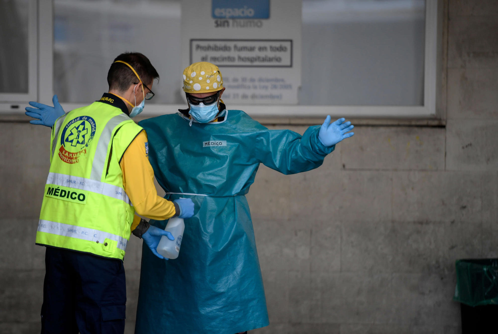 Europe faces new lockdowns as Covid outbreaks spiral