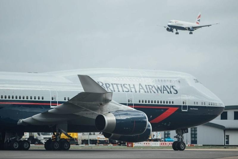 British Airways Owner Rips Into Heathrow Airport Over 'Outrageous' Expansion Costs