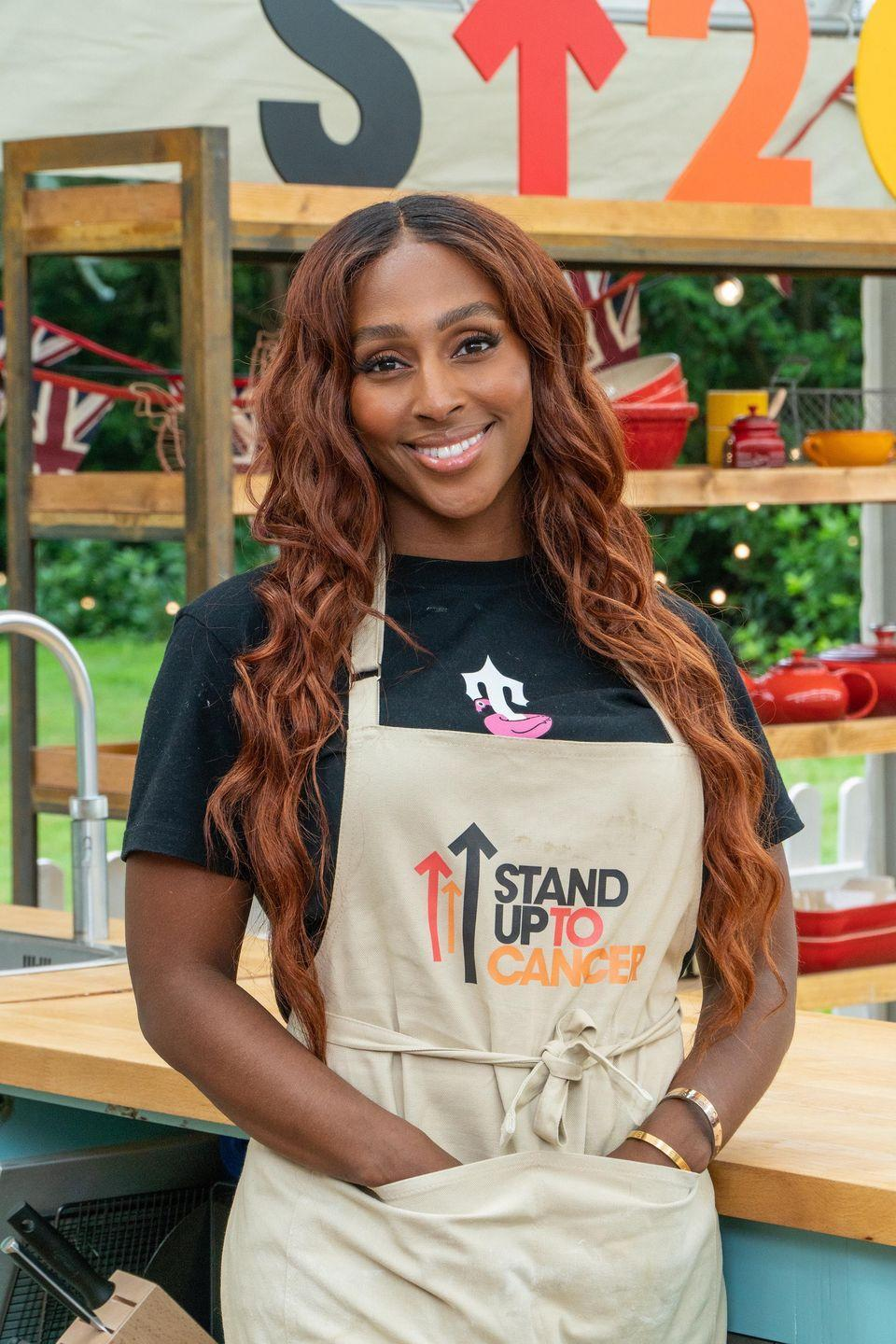 <p>Alexandra Burke is singer who the won the X Factor in 2008.</p>