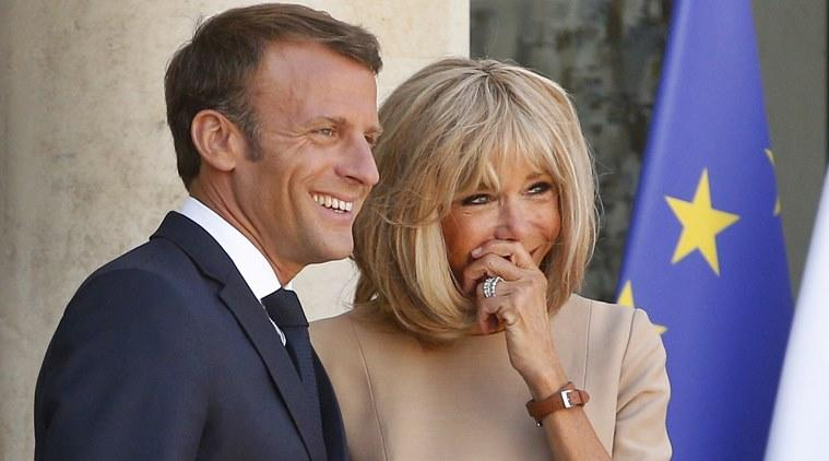 French First Lady Brigitte Macron to go back to teaching