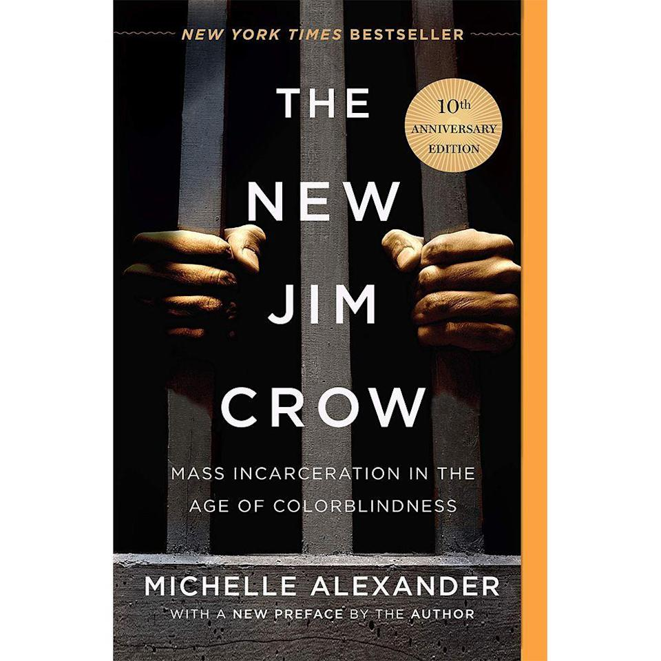 "<p><strong>New Press</strong></p><p>amazon.com</p><p><strong>$18.59</strong></p><p><a href=""https://www.amazon.com/New-Jim-Crow-Incarceration-Colorblindness/dp/1620975459/?tag=syn-yahoo-20&ascsubtag=%5Bartid%7C2141.g.32767356%5Bsrc%7Cyahoo-us"" rel=""nofollow noopener"" target=""_blank"" data-ylk=""slk:Shop Now"" class=""link rapid-noclick-resp"">Shop Now</a></p><p>Written by civil rights lawyer Michelle Alexander, <em>The New Jim Crow </em>""spawned a whole generation of criminal justice reform activists and organizations"" that were inspired by her core thesis: ""We have not ended racial caste in America; we have merely redesigned it."" It has spent more than 250 weeks on the <em>New York Times </em>bestseller list, helped inspire the <a href=""https://www.themarshallproject.org/"" rel=""nofollow noopener"" target=""_blank"" data-ylk=""slk:Marshall Project"" class=""link rapid-noclick-resp"">Marshall Project</a>, and earned numerous prizes. </p>"