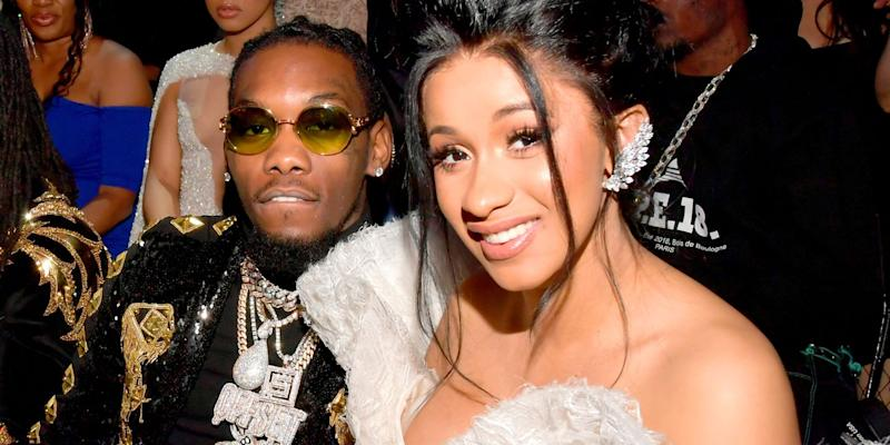 Cardi B Just Gave Birth To A Baby Girl And Her Name Is Totally
