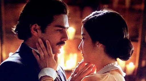 """<p>Mexico, 1910. Tita (Lumi Cavazos) and Pedro (Marco Leonardi) are madly in love, and destined to be kept apart by society and meddling mothers. Laura Esquivel's bestselling novel about a woman who infuses her food with passion and emotion made for a lush film.</p><p><a class=""""link rapid-noclick-resp"""" href=""""https://www.amazon.com/Like-Water-Chocolate-Marco-Leonardi/dp/B0064DZIQS?tag=syn-yahoo-20&ascsubtag=%5Bartid%7C10072.g.33383086%5Bsrc%7Cyahoo-us"""" rel=""""nofollow noopener"""" target=""""_blank"""" data-ylk=""""slk:Watch Now"""">Watch Now</a></p>"""