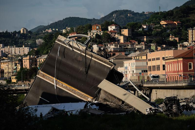 Another Bridge Collapse Highlights Italy's Infrastructure Crisis