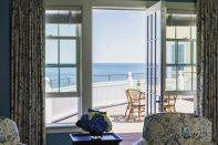 """<p>Overlooking Watch Hill Passage is the luxurious <a href=""""https://www.oceanhouseri.com"""" rel=""""nofollow noopener"""" target=""""_blank"""" data-ylk=""""slk:Ocean House"""" class=""""link rapid-noclick-resp"""">Ocean House</a>—a stay at this luxurious property is worth every penny. This 5-star inn offers everything from the finest champagnes to the best New England cuisine. While in Westerly, check out the <a href=""""https://www.watchhilllighthousekeepers.org"""" rel=""""nofollow noopener"""" target=""""_blank"""" data-ylk=""""slk:Watch Hill Lighthouse"""" class=""""link rapid-noclick-resp"""">Watch Hill Lighthouse</a>, a historic site which attracts tourist from all over the state. Built in 1745, there's plenty of history here to take up one afternoon. If that's not enough, walk over to <a href=""""https://www.visitrhodeisland.com/listing/napatree-point-beach-%26-conservation-area/740/"""" rel=""""nofollow noopener"""" target=""""_blank"""" data-ylk=""""slk:Napatree Point"""" class=""""link rapid-noclick-resp"""">Napatree Point</a>, a sandy conversation area that also acts a public beach, so feel free to jump in a for a dip!</p>"""