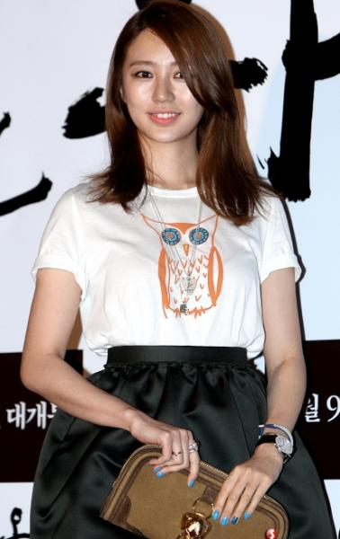 Yoon Eun Hye's style is emulated by the young. (Photo by Sport Korea)