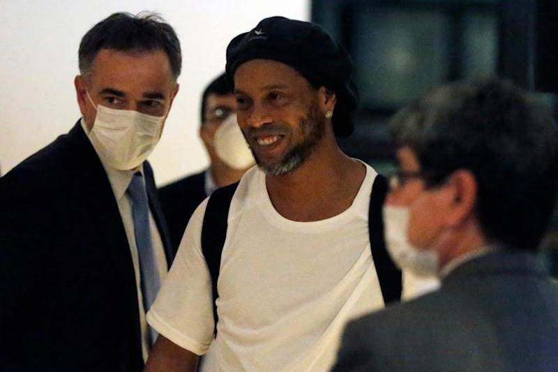 Ronaldinho Set to be Released from House Arrest in Paraguay: Report