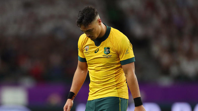Rugby Australia has put together a three-person panel to review the Wallabies' season. (Getty Images)