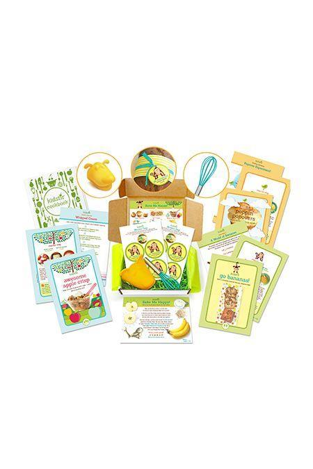 """<p>This cooking kit makes their kitchen creations edible with <strong>easy-to-follow recipes, kid-size tools,</strong> and a printed shopping list. Let's just hope she's less picky with her own dinner than she is with yours.</p><p><em>$20+ per month<br>Ages: 5–10</em></p><p><a class=""""link rapid-noclick-resp"""" href=""""https://kidstir.com/"""" rel=""""nofollow noopener"""" target=""""_blank"""" data-ylk=""""slk:BUY NOW"""">BUY NOW</a></p>"""