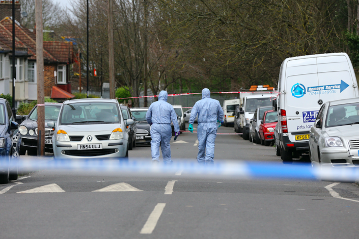 <em>A 38-year-old intruder died after a struggle with the pensioner in his home (PA)</em>