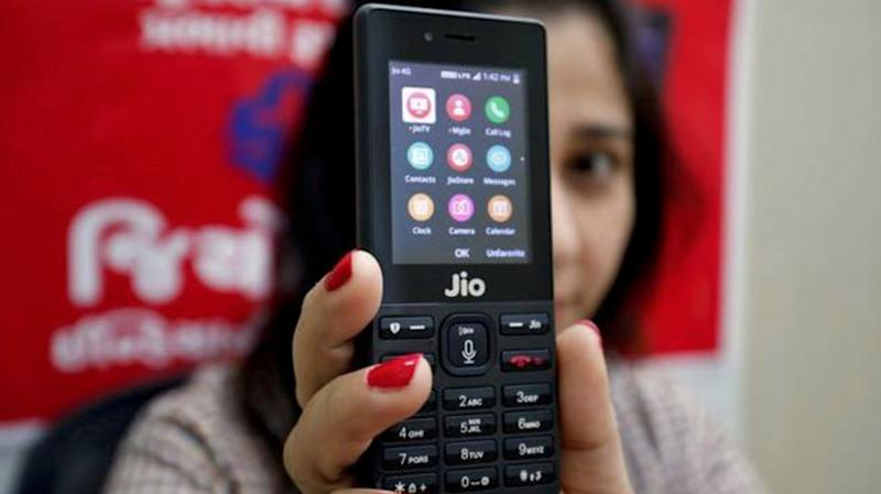 For Rs. 1,095, you can exchange your feature-phone for JioPhone