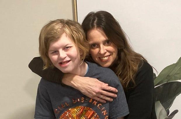 Sharon Willey says that while she is glad her daughter Emma will be eligible for the vaccine in this next phase, the age-based rollout means a continued waiting game. (Submitted by Sharon Willey - image credit)