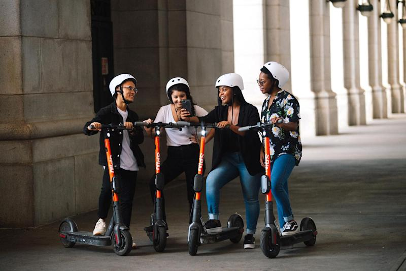 Another electric scooter company is coming to Europe: Spin
