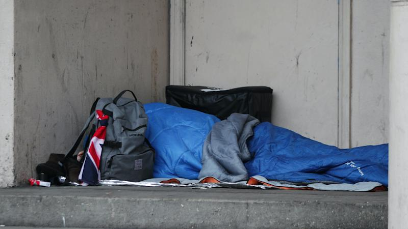 Homeless lives will be lost without action to protect rough sleepers – coalition