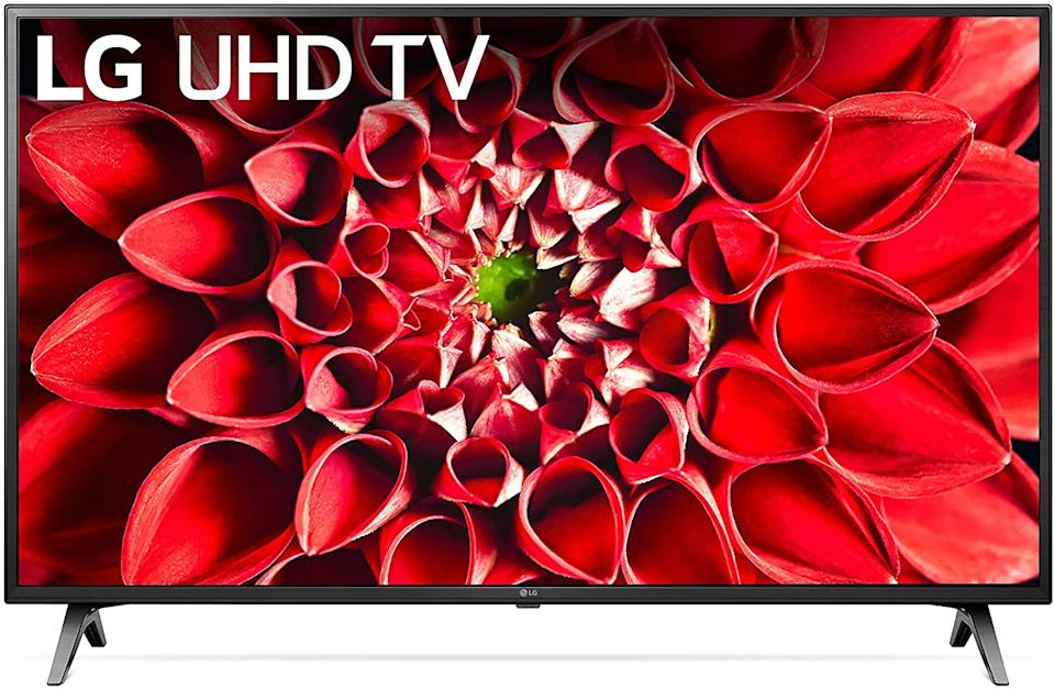 "LG 55UN7000 55"" 4K UHD Smart LED TV. Image via Amazon."