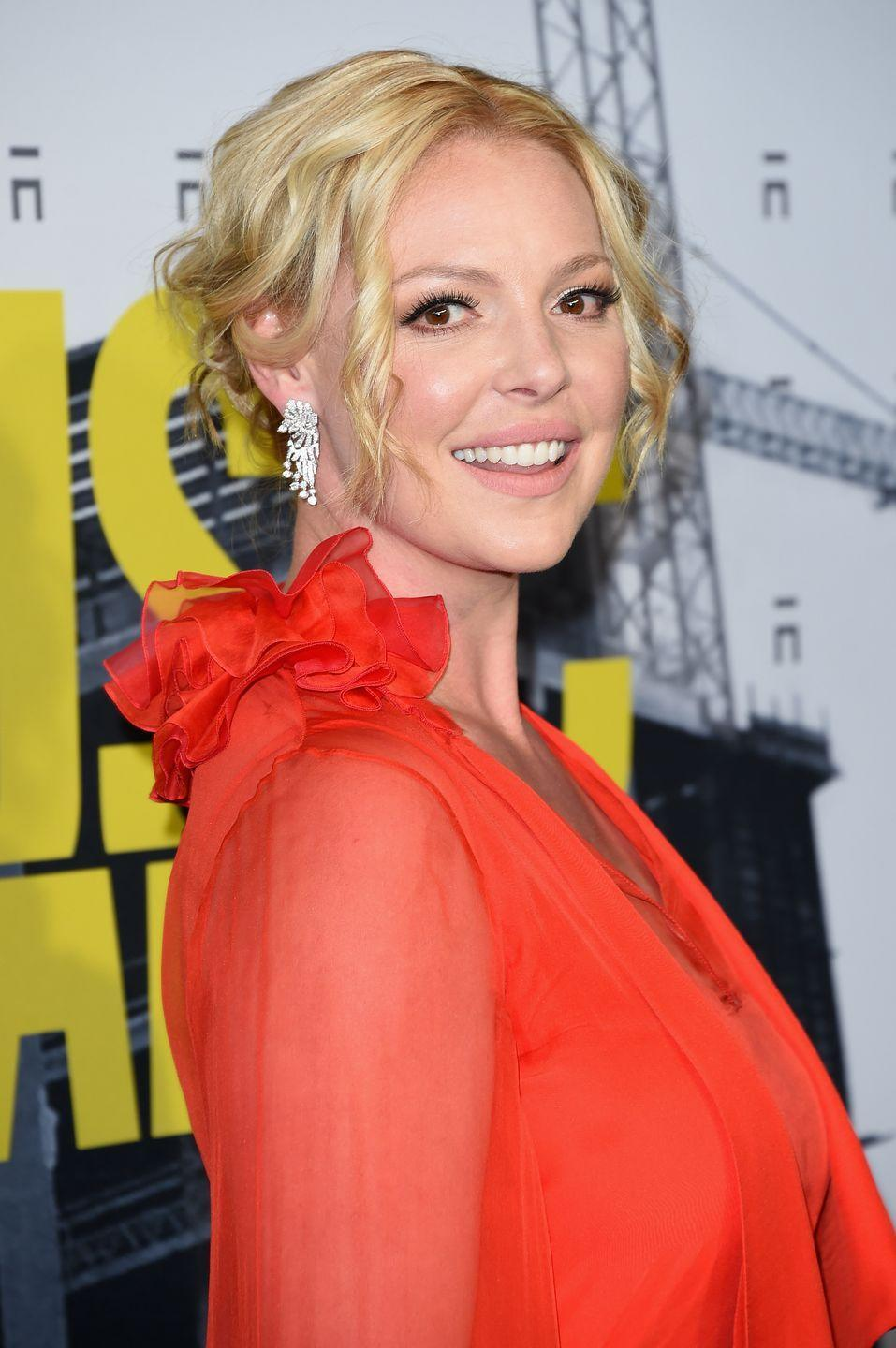 """<p>Katherine Heigl was <a href=""""http://www.nytimes.com/2010/10/03/movies/03heigl.html?_r=4&pagewanted=2"""" rel=""""nofollow noopener"""" target=""""_blank"""" data-ylk=""""slk:rumored to play Claire."""" class=""""link rapid-noclick-resp"""">rumored to play Claire.</a></p>"""
