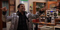 """<p>Saving money is great—no, like, seriously, you need to do it—but as <em>Parks and Rec</em>'s Tom and Donna's mantra goes, you've got to <a href=""""https://www.youtube.com/watch?v=gSjM5B3QNlw"""" rel=""""nofollow noopener"""" target=""""_blank"""" data-ylk=""""slk:treat yourself every once in a while"""" class=""""link rapid-noclick-resp"""">treat yourself every once in a while</a>. Sure, Tom may have over-indexed on treating himself throughout the series (remember Entertainment 720?), but allowing for the occasional indulgence (a massage, take-out, taking a car instead of the subway—whatever your self-care looks like) can actually keep you on your budget (and staying sane) the rest of the time.</p>"""