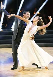 Corbin Bleu and Karina Smirnoff | Photo Credits: Adam Taylor/ABC