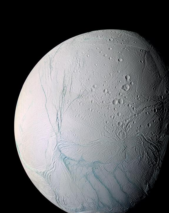 Hidden Ocean Found on Saturn's Icy Moon Enceladus, Could Potentially Support Life