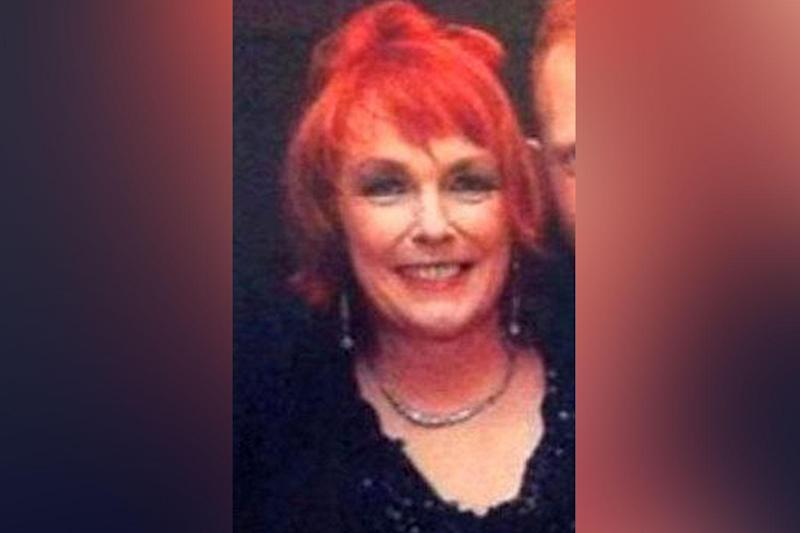 Catherine Burke, 55, was found dead by police downstairs at her Muswell Hill home