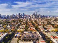 Sydney and Melbourne's property markets have hit a 'turning point', as the coronavirus threatens to put auctions on hold