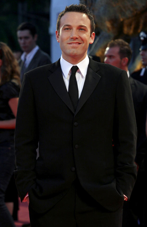 Ben Affleck attends the Premiere of Hollywoodland on the second day of the 63rd Venice Film Festival - 08/31/2006