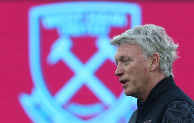 David Moyes has guided West Ham to fifth place in the Premier League.