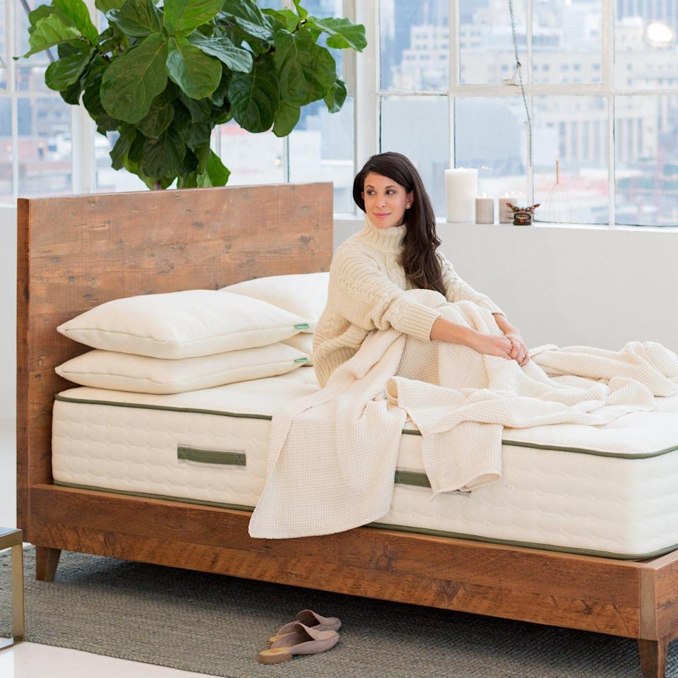 """<p><strong>Avocado</strong></p><p>avocadogreenmattress.com</p><p><strong>$1399.00</strong></p><p><a href=""""https://go.redirectingat.com?id=74968X1596630&url=https%3A%2F%2Fwww.avocadogreenmattress.com%2Fproducts%2Favocado-mattress&sref=https%3A%2F%2Fwww.goodhousekeeping.com%2Flife%2Fmoney%2Fg35000690%2Fgh-editors-favorite-products-2020%2F"""" rel=""""nofollow noopener"""" target=""""_blank"""" data-ylk=""""slk:Shop Now"""" class=""""link rapid-noclick-resp"""">Shop Now</a></p><p>Avocado Green Mattress was a 2020 winner of Good Housekeeping's <a href=""""https://www.goodhousekeeping.com/home-products/a34227133/2020-sustainable-innovation-awards/"""" rel=""""nofollow noopener"""" target=""""_blank"""" data-ylk=""""slk:Sustainable Innovation Awards"""" class=""""link rapid-noclick-resp"""">Sustainable Innovation Awards</a>. """"The textiles industry is a big source of greenhouse gases, but <a href=""""https://go.redirectingat.com/?id=74968X1525078&xs=1&url=https%3A%2F%2Fwww.avocadogreenmattress.com%2F&sref=https%3A%2F%2Fwww.goodhousekeeping.com%2Fhome-products%2Fa34227133%2F2020-sustainable-innovation-awards%2F&xcust=%5Butm_source%7C%5Butm_campaign%7C%5Butm_medium%7C%5Bgclid%7C%5Bmsclkid%7C%5Bfbclid%7C%5Brefdomain%7Cgoogle.com%5Bcontent_id%7C9734b0e6-27a5-41e1-8862-6bc7535dbee4%5Bcontent_product_id%7C%5Bproduct_retailer_id%7C"""" rel=""""nofollow noopener"""" target=""""_blank"""" data-ylk=""""slk:Avocado Green Mattress"""" class=""""link rapid-noclick-resp"""">Avocado Green Mattress</a> is making strides to offset more carbon emissions than it creates,"""" Aral says. The mattress <strong>features organic certified latex, wool, and cotton and is hand-tufted, not glued</strong>. It is also the first bed maker to be <a href=""""https://www.climateneutral.org/"""" rel=""""nofollow noopener"""" target=""""_blank"""" data-ylk=""""slk:Climate Neutral Certified"""" class=""""link rapid-noclick-resp"""">Climate Neutral Certified</a>. <br></p>"""
