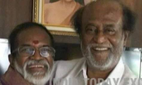 R K Nagar bypoll: Rajinikanth says support for no one. He met BJP candidate two days ago