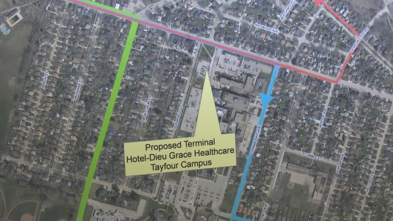 Concerns raised about proposed west-end bus terminal
