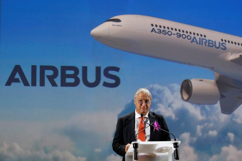 'US should reduce European Union  tariffs over Airbus A380 subsidies'