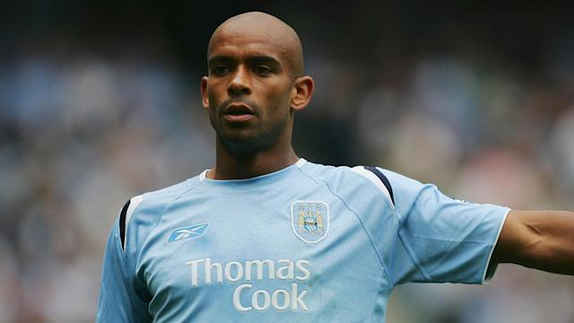 The 12-time capped former England international has apologised for a tweet celebrating Manchester City's win over Burnley