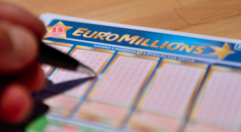 Euromillions victor CLAIMS £115m ticket: United Kingdom lottery ticket holder comes forward