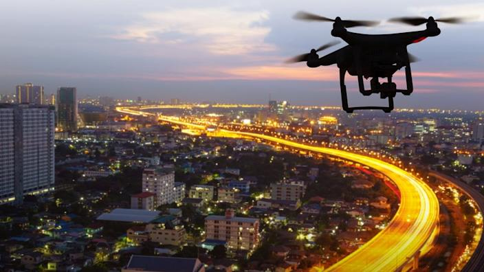 Drones have come of age in the pandemic as a means of delivering supplies and medicines without much human involvement