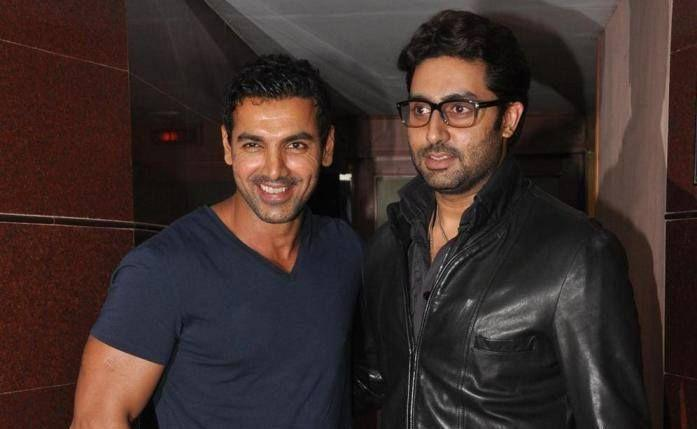 <p>They met at the sets and their shared love of sports drew the two together – we mean together as friends, in case your imagination went ashtray. 9 years since the movie, John and Abhishek continue to be such best friends that the Jism star was caught applauding Bachchan junior for his contribution toward Kabaddi. </p>