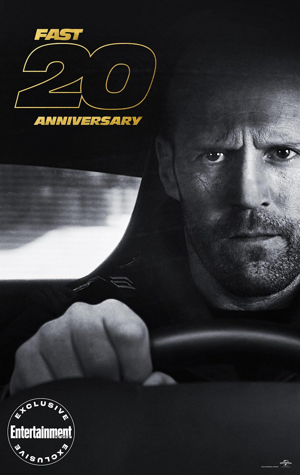 """<p>Jason Statham arrived with a bang, popping up in the <em>Fast & Furious 6</em> mid-credits scene, in which he was revealed as Han's killer. He returned as <em>Furious 7</em>'s main antagonist, Deckard Shaw, who eventually became part of the crew in <em>The Fate of the Furious</em> and the co-hero of <em>Hobbs & Shaw</em>. But with calls for """"justice for Han"""" and Kang now returning, what does Statham have to say for himself? """"They better bring me back because I need to put out that fire,"""" <a href=""""https://ew.com/movies/jason-statham-reacts-f9-han-revival/"""" rel=""""nofollow noopener"""" target=""""_blank"""" data-ylk=""""slk:Statham recently told EW"""" class=""""link rapid-noclick-resp"""">Statham recently told EW</a>. """"If he's got any score to settle, it's with me.""""</p>"""