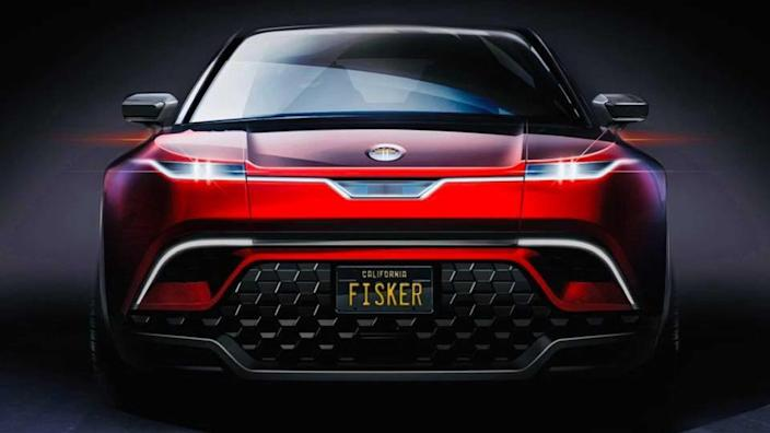 Fisker is also working on an electric sedan with self-driving features called EMotion and an autonomous electric shuttle called Orbit.