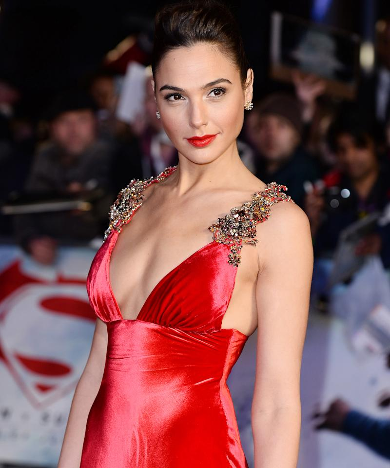 Wonder Woman Gives Birth: Here's What Gal Gadot Named Her ...