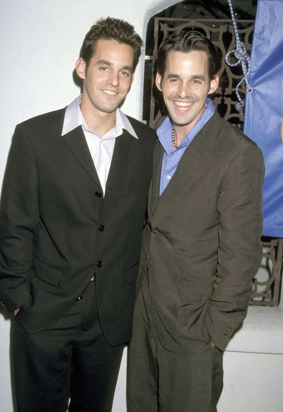 <p>Not only are both of these brothers in the entertainment industry, but Kelly Donovan actually acted as a stand-in for his brother on <em>Buffy: The Vampire Slayer</em> a few times.</p>
