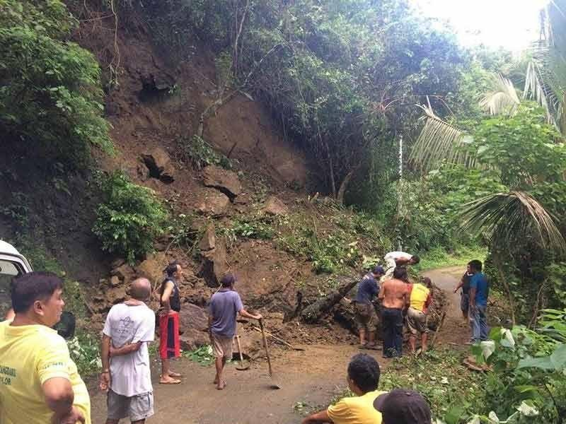 Disaster team to inspect areas in Cebu City prone to landslides